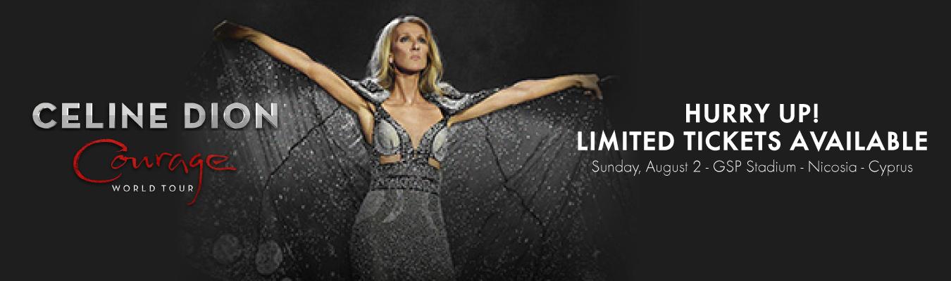Celine Dion Cyprus