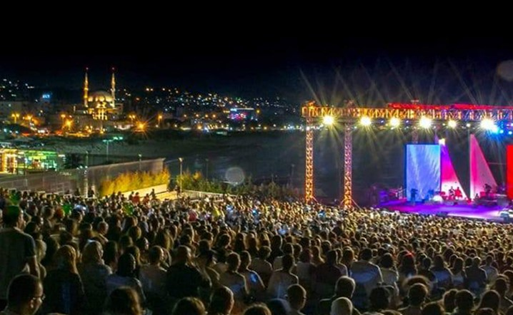 Don't miss Sidon International Festival events from July till August... Tickets on sale!