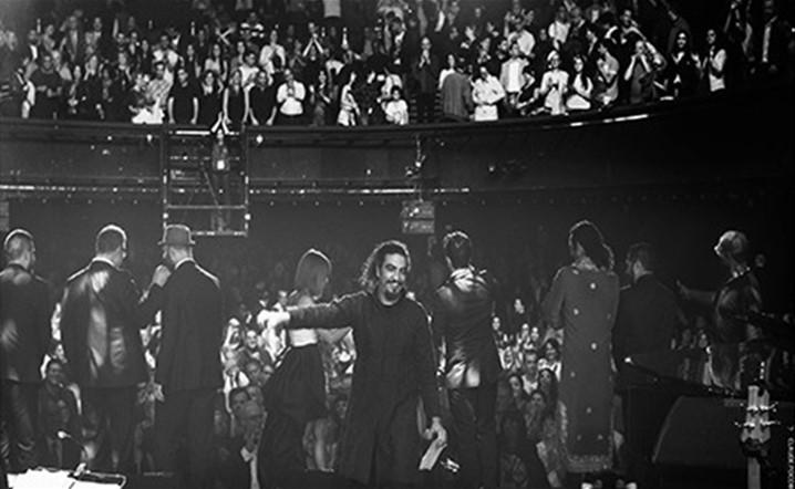 Aleph and the Band  في حفل موسيقي في قصر المؤتمرات في 17 أكتوبر ... احصل على التذاكر الآن