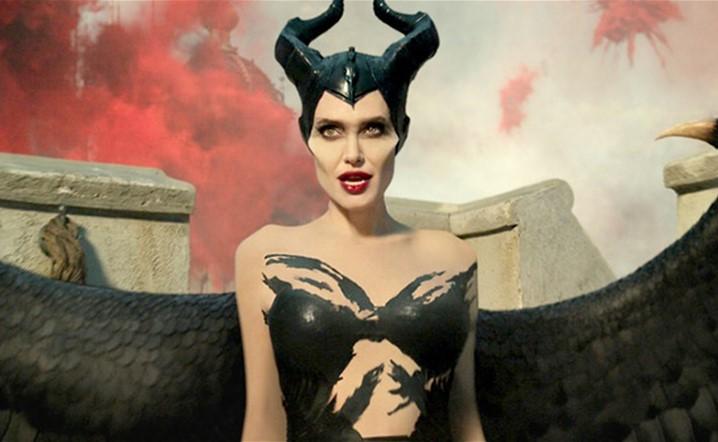 أنجلينا جولي تعود بشخصية Maleficent