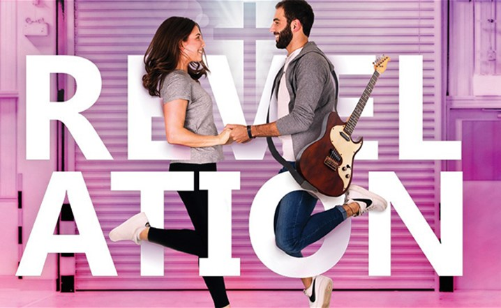Book your calendars on November 18, 19 and 20 for REVELATION, a Christian musical