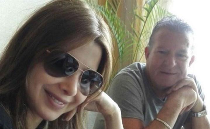 نانسي عجرم تحتفل بعيد ميلاد جيجي لامارا في اسطنبول