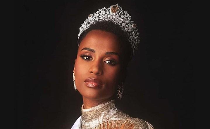 خطاب ملكة جمال الكون يضج الانترنت