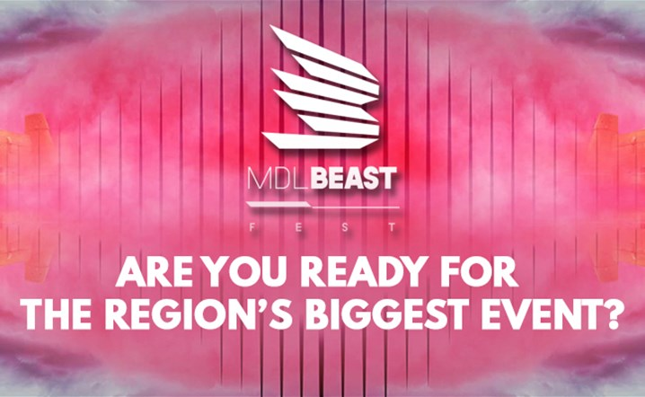 Are you ready for the region's biggest eventæ, Enjoy a 3 day pass at MDL Beast music festival Get your tickets now!