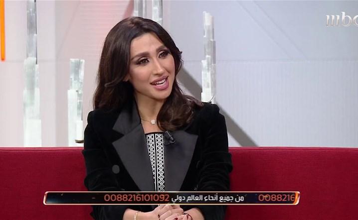 تأثر جيسي عبدو بتقرير صدى الملاعب عنها على الهواء