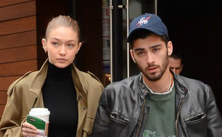 Gigi Hadid and Zayn Malik Are Officially a Couple Again