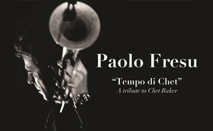 𝑷𝒂𝒐𝒍𝒐 𝑭𝒓𝒆𝒔𝒖 𝑻𝒓𝒊𝒐 in a tribute concert to 𝐂𝐡𝐞𝐭 𝐁𝐚𝐤𝐞𝐫: « Tempo Di Chet » on 25 February at MusicHall... Get your tickets!