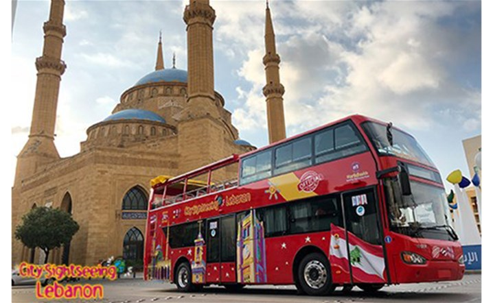 There's no better way to discover Beirut on a City Sightseeing Hop-On Hop-Off Bus Tour… Tickets available now!