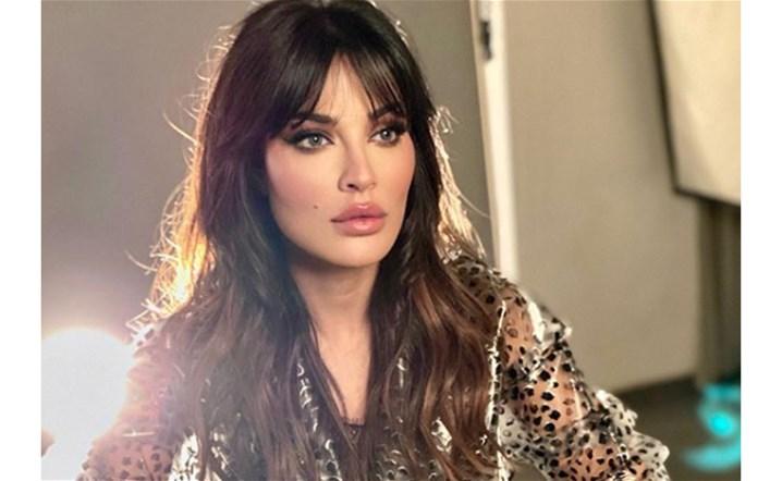 ابنة نادين نسيب نجيم تخطف الأنظار بجمالها
