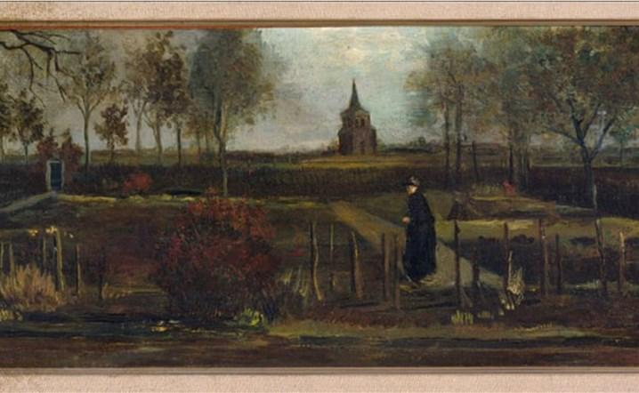 سرقة لوحة فان جوك بقيمة 5 ملايين جنيه استرليني من المتحف الهولندي