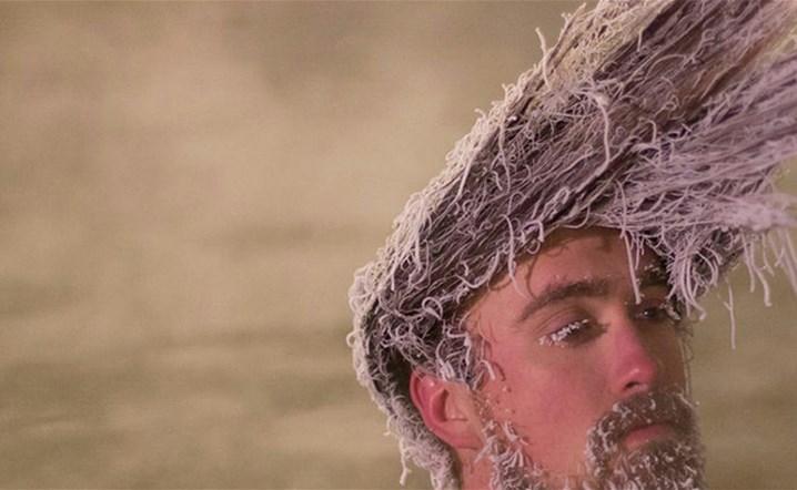 صور مضحكة من مسابقة كندا لتجميد الشعر الغريبة