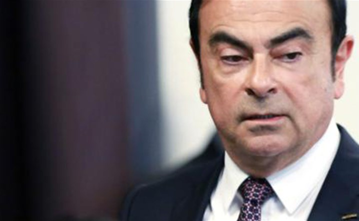 To whom did Carlos Ghosn donate five million eurosæ