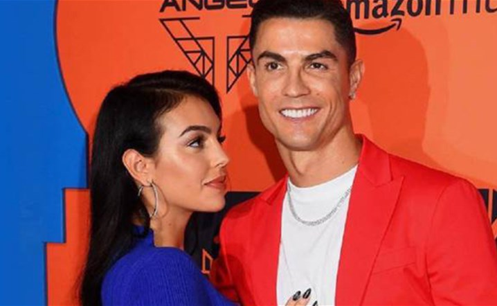 Is Georgina Rodriguez pregnantæ