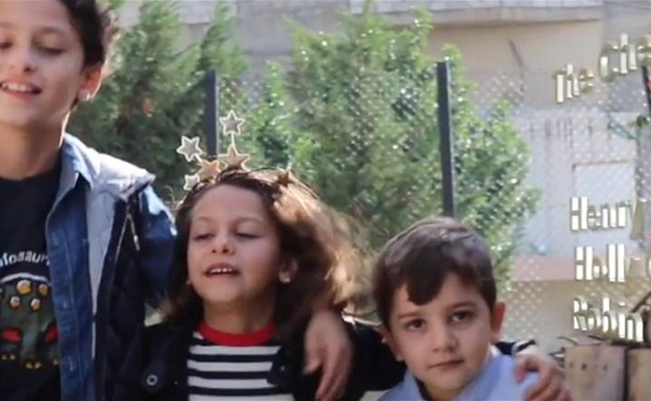 بالفيديو: أولاد الأخوين شحادة على خطاهم