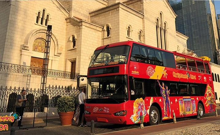 Citysightseeing Lebanon - Hop on Hop off bus experience now tours!