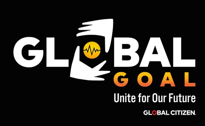 Here',s Who',s Performing in ',Global Goal', Premiering worldwide June 27