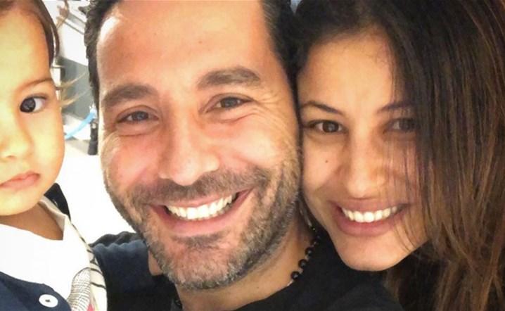 بالصور والفيديو: وسام بريدي مع عائلته من جديد!