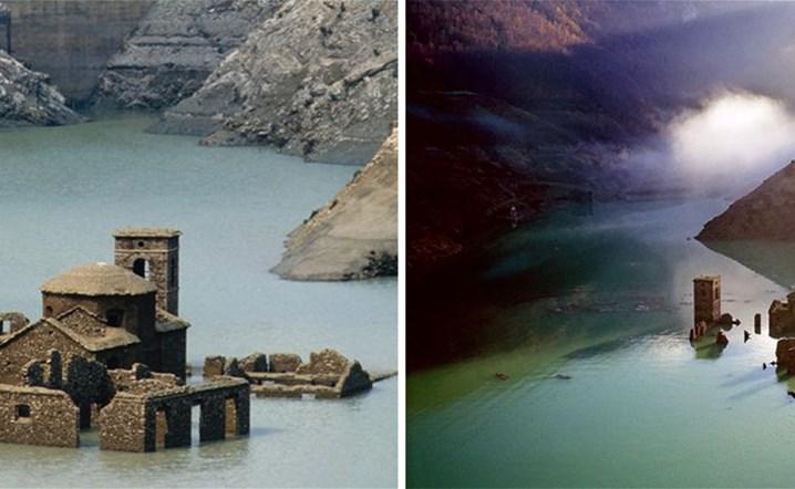 Under Water ',Ghost Village', will Resurface