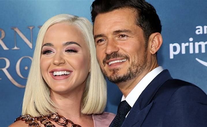 Katy Perry and Orlando Bloom Welcomes Their First Child