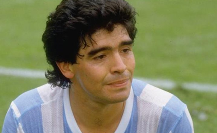Diego Maradona dies after suffering