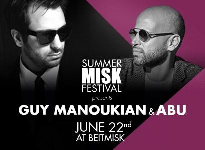 Guy Manoukia & Abu