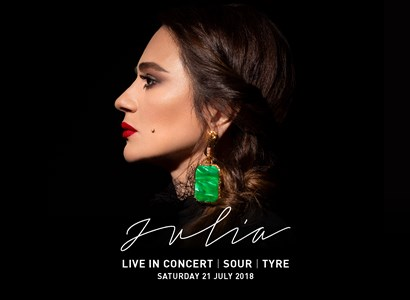 Julia Boutros Live in Concert