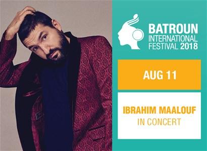 Batroun Festival - Ibrahim Maalouf
