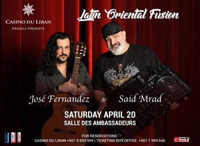 Jose Fernandez & Said Mrad