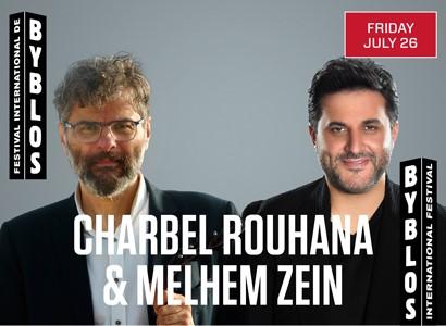CHARBEL ROUHANA & MELHEM ZEIN