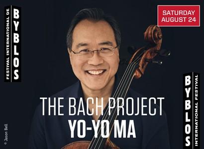 The Bach Project Yo-Yo Ma  Johann Sebastian Bach