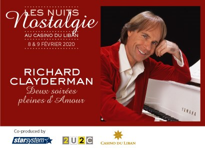 Richard Clayderman / Gala Dinner