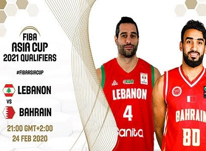 LEBANON vs BAHRAIN