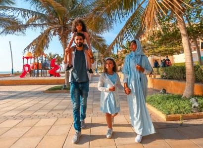 عطلة هروب عائلية لمدينة الملك عبدالله الاقتصادية~NoOnline~