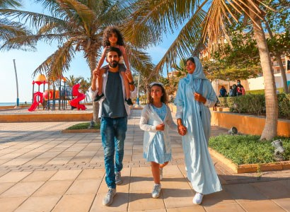 Family Escape Package at KAEC~NoOnline~