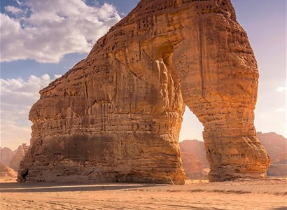 A journey of magic and beauty in Al Ula (2 Days Tour)~NoOnline~