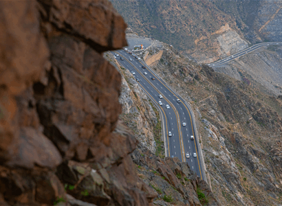 a cultural experience full of monuments and details to Taif