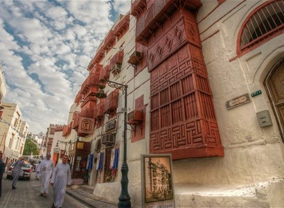 Explore Jeddah Albalad - UNESCO World Heritage Site