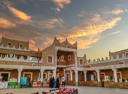 Cultural escape to Qassim