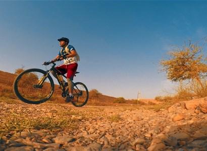 Biking, horse farm, and yoga session tour at Wadi Hanifah ~NoOnline~