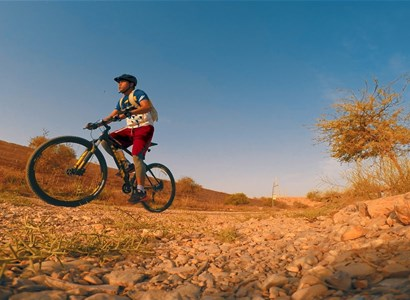 Biking Adventure in Wadi Hanifah, Riyadh (Tuesday) ~NoOnline~