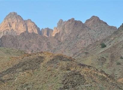 Adventure in Radwa Mount, Yanbu
