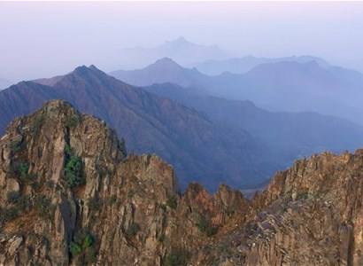 An Adventures Trip to Shada Cave in the Charming Al Baha
