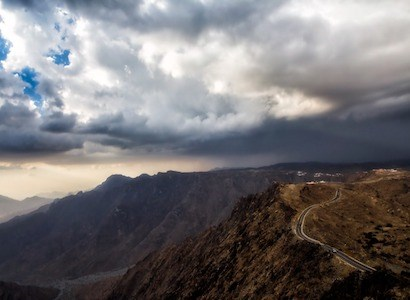 An Adventurous Trip to Al-waba Crater