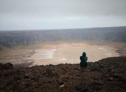 Al-Waba Crater - A volcano adventure!
