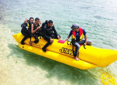 رحلة بحرية لثلاثة أيام في جيزان وجزر فرسان