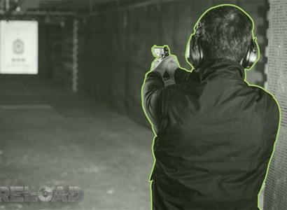 الرماية بالمسدسات