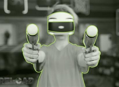 العاب الواقع الافتراضي (VR)