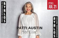 "PATTI  AUSTIN ""FOR ELLA"""