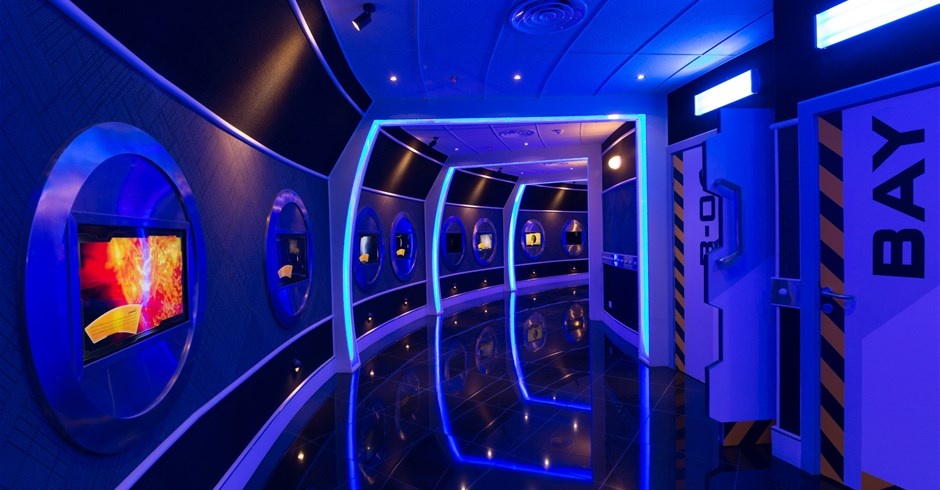 Al Shallal Entertainment Park-Fakieh Planetarium