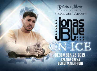 Jonas Blue - ON ICE